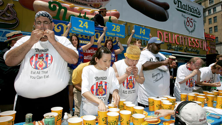 Hot Dog! Nathan's Enters Sponsorship Deal With MLB