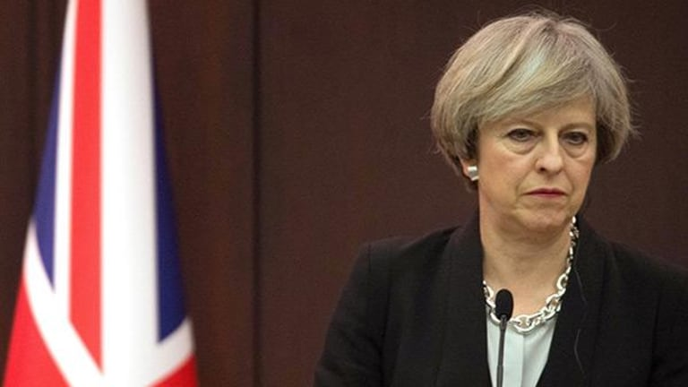 UK Prime Minister May: 'Thoughts, Prayers With All Those Affected' During London Attacks