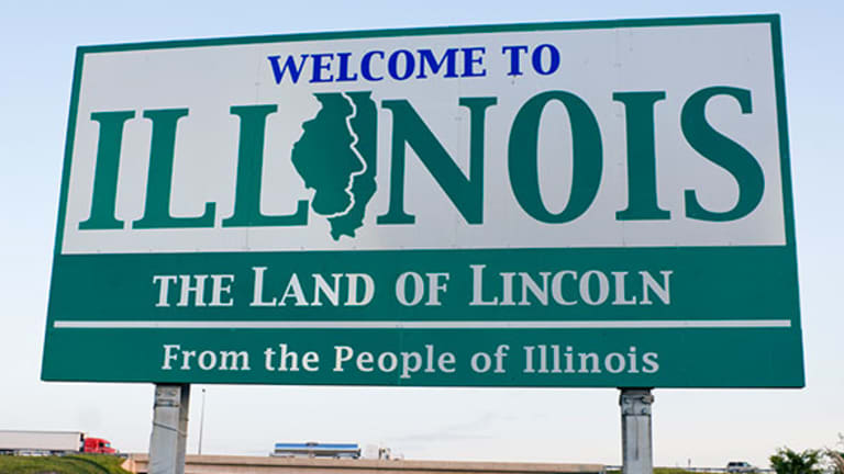 Illinois May Take the Prize for Fiscal Failure