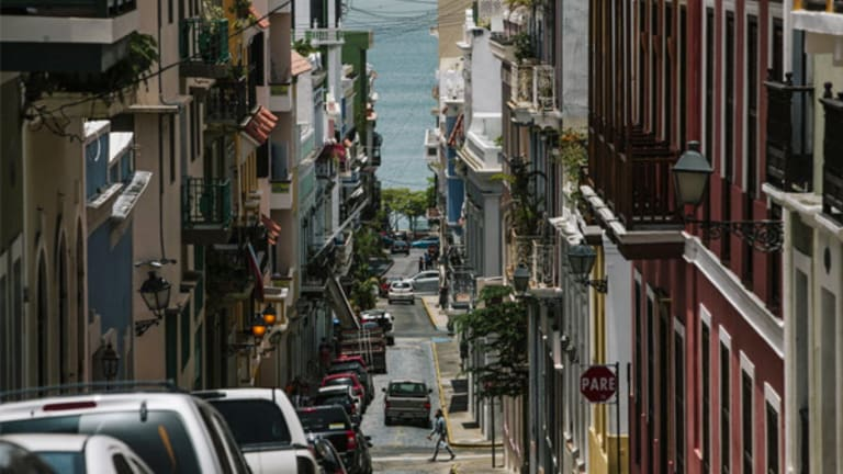 Puerto Rico Governor Confirms More Than 1M Without Power From Hurricane Irma