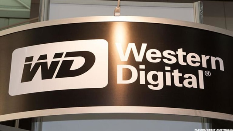Western Digital Jumps After Susquehanna Boosts Target to Street-Leading $90-Share