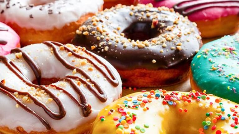 Dunkin' Donuts Still Hasn't Changed Its Name Yet, and Will Now Deliver You a Jelly Donut