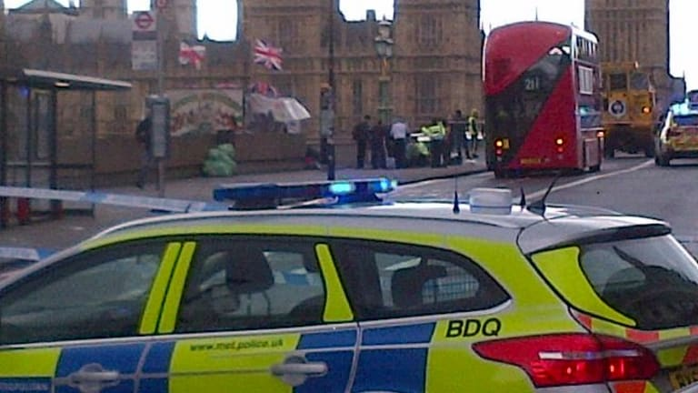 London Terror Attack: Casualties on Britain's Westminster Bridge