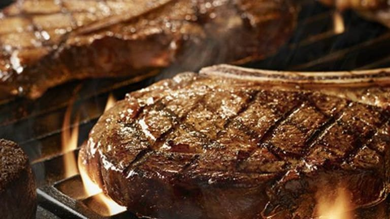 This Restaurant Chain Hints People Are Skipping $25 Steaks for Dinner