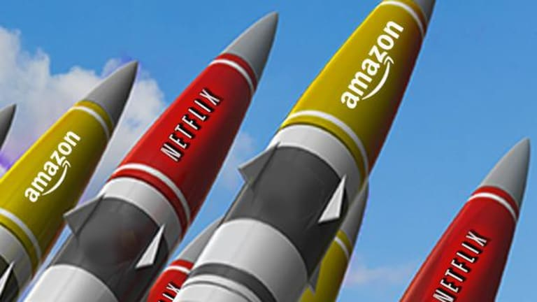 Netflix Still Leads in the Streaming Content Arms Race but Amazon Is Gaining Ground