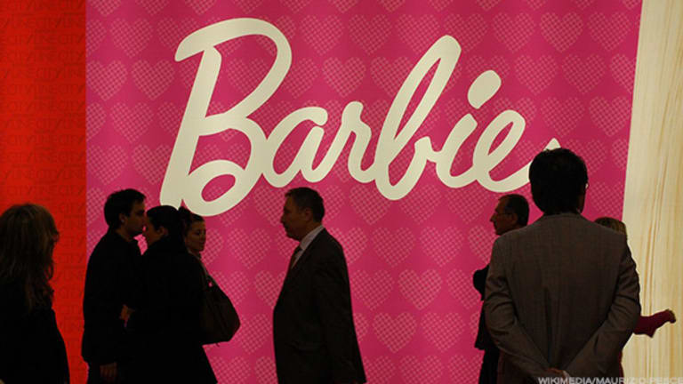 Mattel Shares Are Crushed and It's Mostly Because of Barbie Dolls