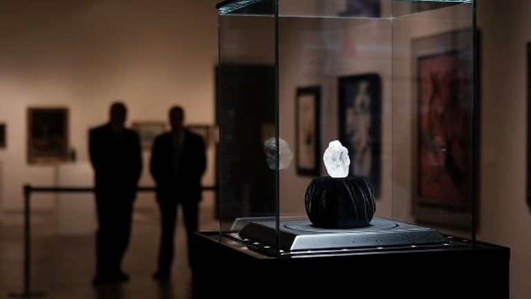 A 1,109 Carat Diamond Just Sold for $53 Million