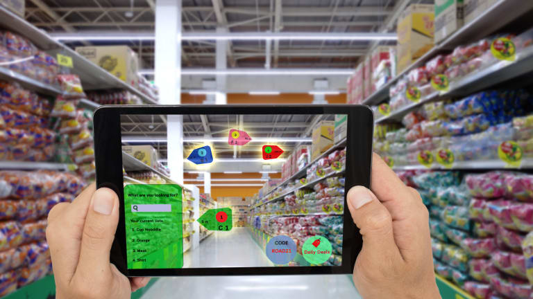 From Holograms in Your Living Room to Drones, This Peek Into the Future of Retail Will Blow You Away