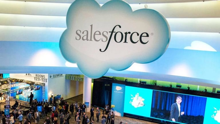 Salesforce Gains After NYC Contact Tracing Efforts Announced
