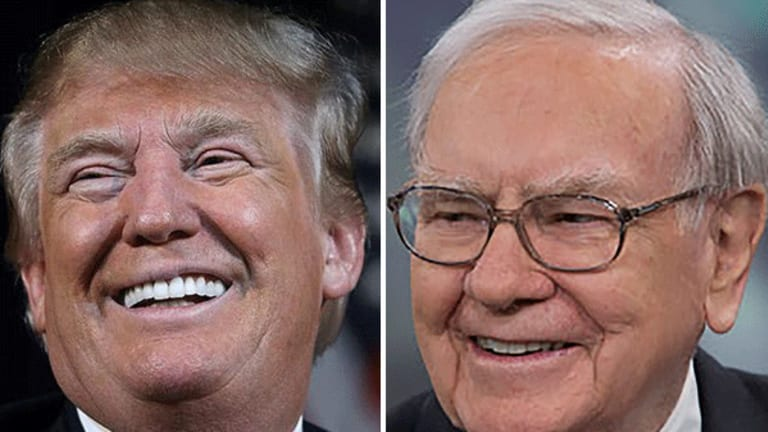 What Buffett, Icahn and Other Billionaire Investors Are Buying in the Trump Era