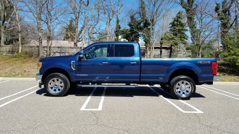 Ford Makes This Super Fancy Pickup Truck You Never Heard of Before -- Here's What It's Like