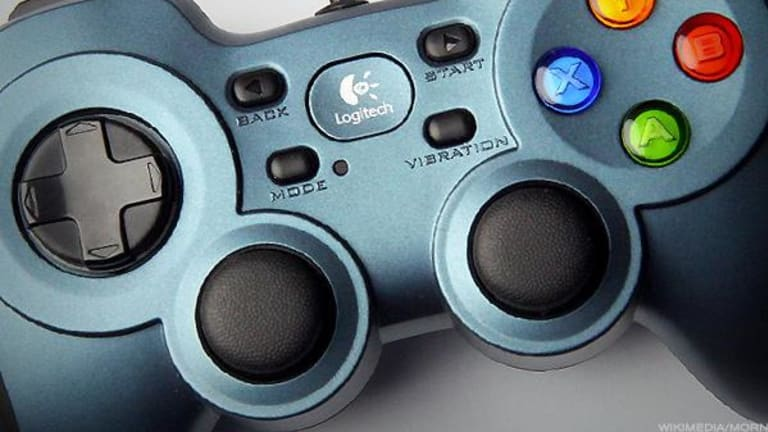 Jim Cramer -- Logitech, Take-Two Interactive Getting a Boost From eSports