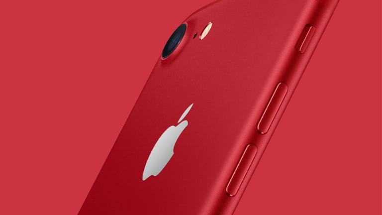 Apple Unveils iPhone 7 Red Special Edition, iPad and Other Releases