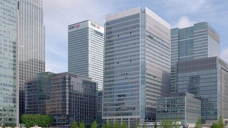 HSBC Leads European Banks Higher as Reflation Bets, U.S. Stress Test Results Boost Sector