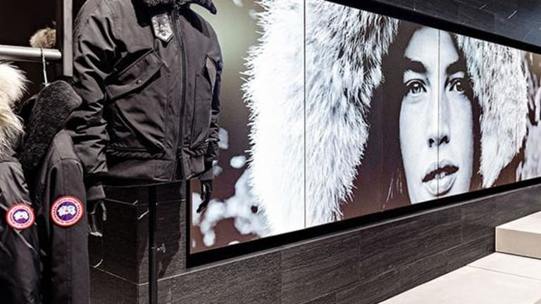 Why Canada Goose Soars Way Above America's Dying Retail Sector