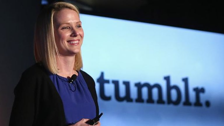 As Marissa Mayer Bids Farewell, She Reminds Us That Yahoo! Gained $43 Billion on Her Watch