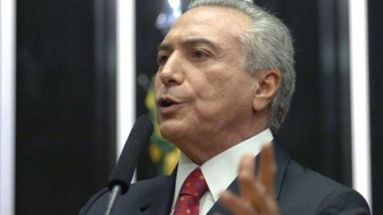Brazil President Temer Won't Resign: 'Oust Me If You Want'