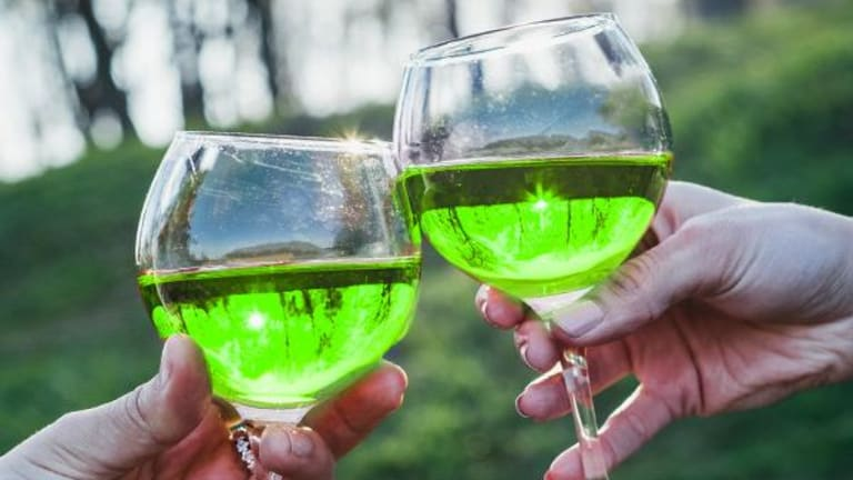 Green Wines to Drink for St. Patrick's Day