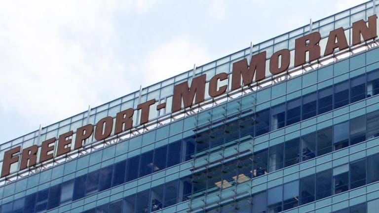 Freeport-McMoRan Beats Loss Estimate and Bolsters Balance Sheet
