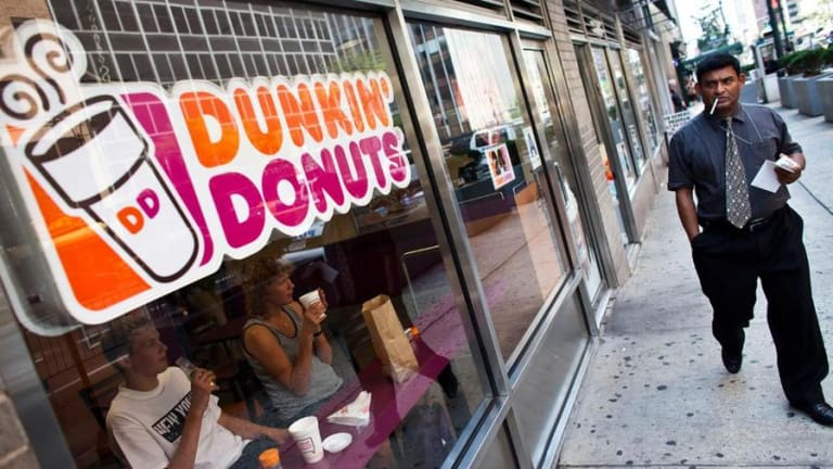 Dunkin' Double Upgraded at Credit Suisse on Resilience During Pandemic
