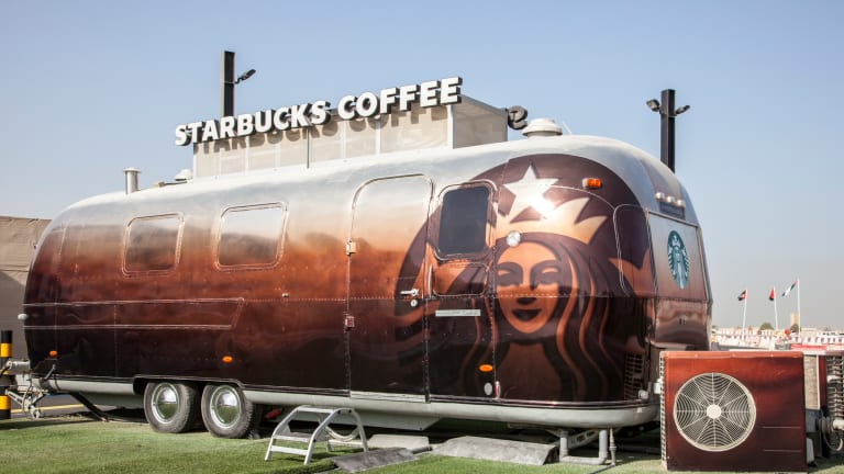 Starbucks Might Be as Amazing as Bitcoin!