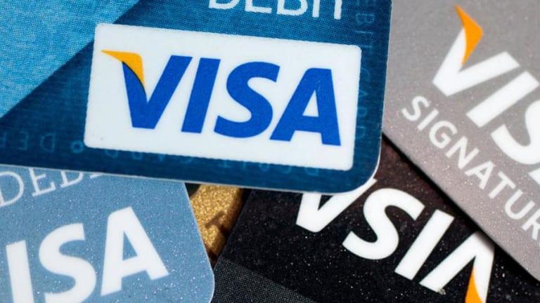Credit-Card Giants Visa, Mastercard, AmEx Clipped as Analysts Warn of Steep Earnings Drop