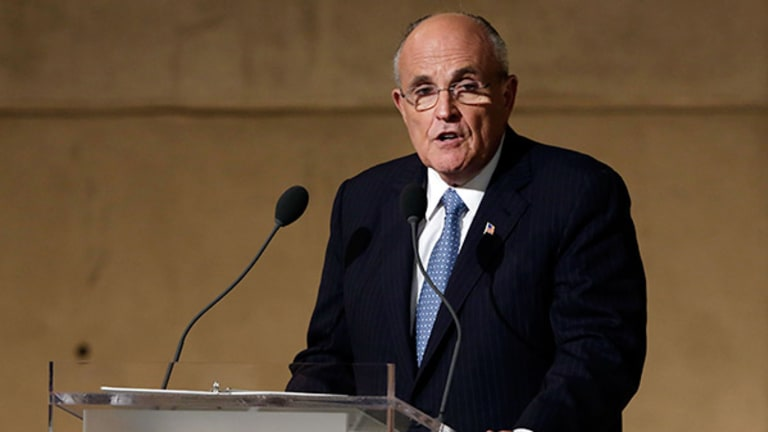 Rudy Giuliani Probably Isn't Replacing Jeff Sessions