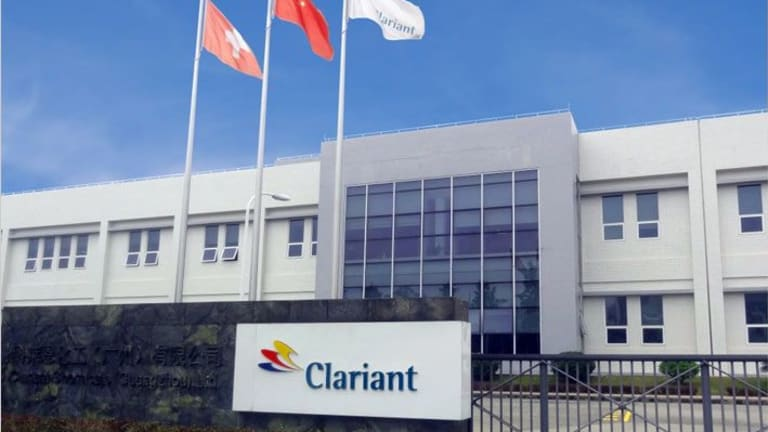 Clariant and Hunstman to Combine in $20 Billion 'Merger of Equals'