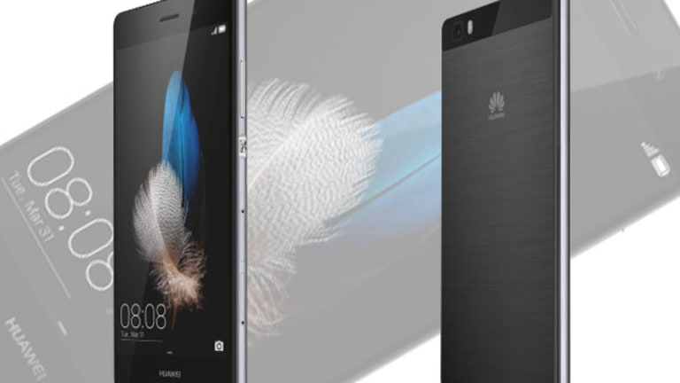 Huawei Looks to Team With AT&T in the U.S.