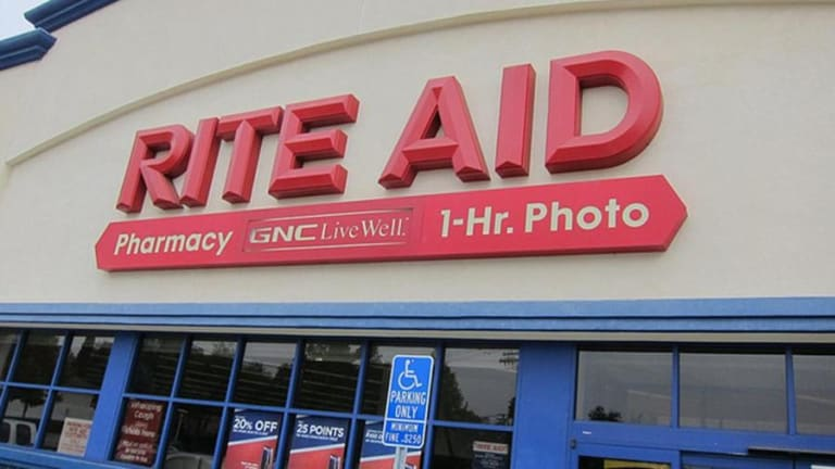 Rite Aid Tumbles as Pharmacy Chain's Big December Rally Fizzles