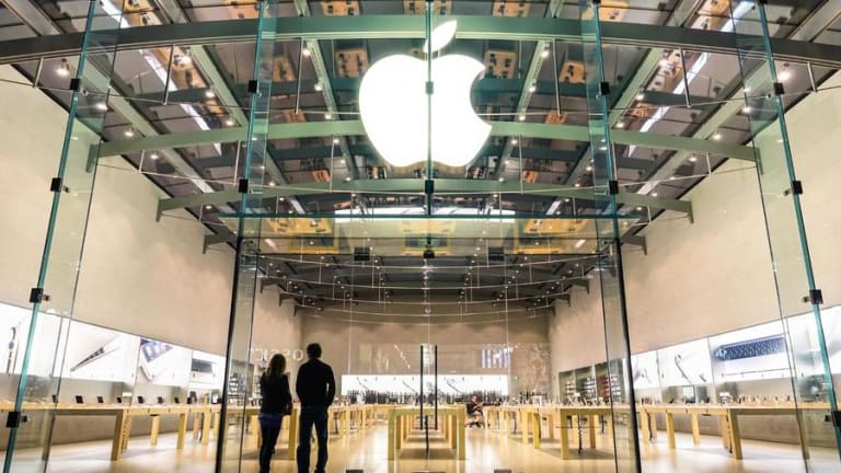 Apple Affirmed Overweight and Target Cut at Morgan Stanley