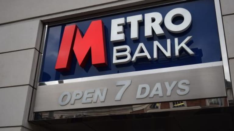 Cohen-backed Metro Bank Defies Brexit Uncertainty With Pledge To Double In Size