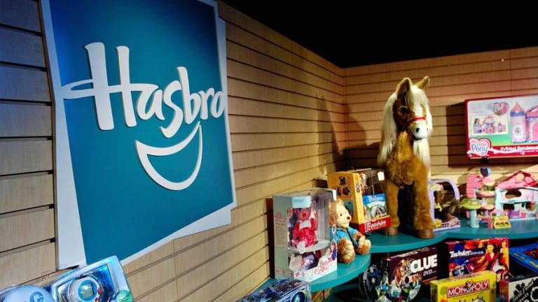 Toymaker Hasbro Earnings Hurt by Closing of Retail Stores