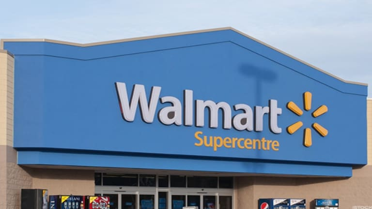 Walmart Slides After Analyst Warns of 'Stretched' Stock Price