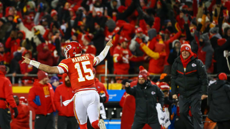 NFL Divisional Playoffs Delivered a Great Weekend of Action