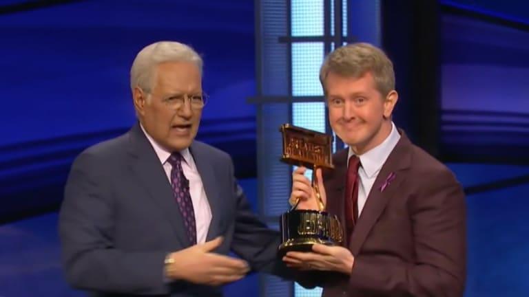 'Jeopardy!' Host Alex Trebek Dies, at 80