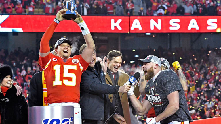 Chiefs, 49ers Victorious in Conference Championships, Advance to Super Bowl