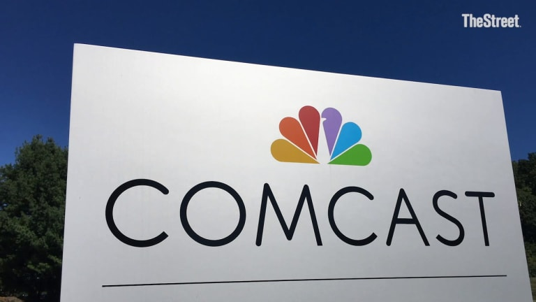 Comcast Shares Slip Even as Cable Giant Beats Earnings Estimate