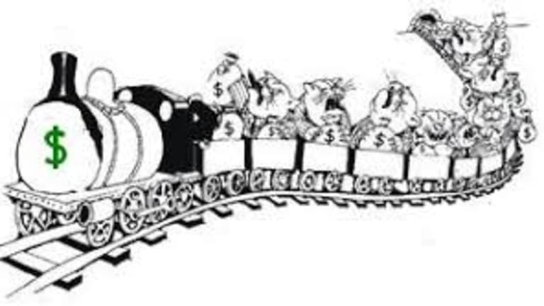 Here Comes The Gravy Train