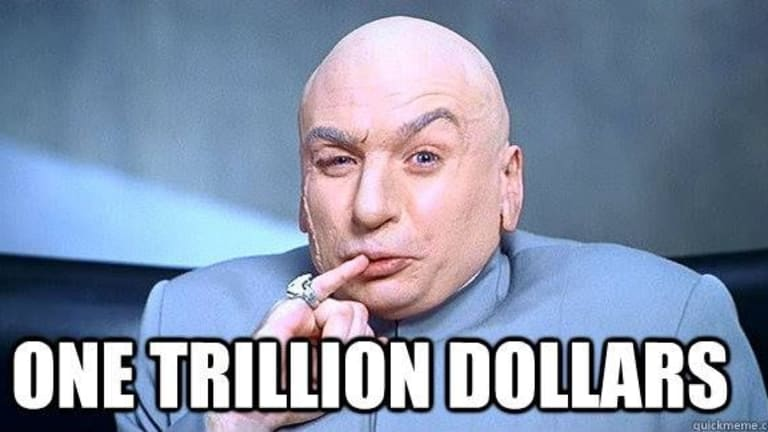 Trillion Dollar Tuesday – New Stimulus Package Not Enough to Keep the Market Afloat