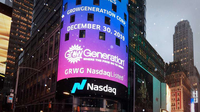 GrowGeneration Rallies as Stifel Initiates with a Buy Rating