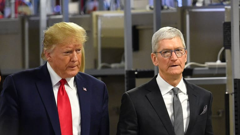 What Apple, President Trump and COVID-19 Have In Common