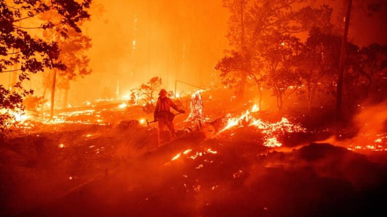 The year the West was burning: How the 2020 wildfire season got so extreme
