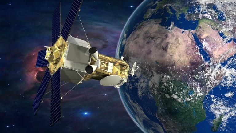 Maxar Set to Blast as Space Platform