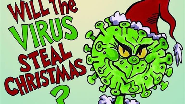 Monday Market Meltdown – Virus Mutation Trumps Stimulus