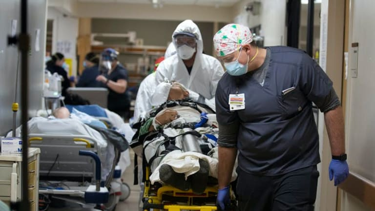 COVID-19 crisis in Los Angeles: Why activating 'crisis standards of care' is crucial for overwhelmed hospitals