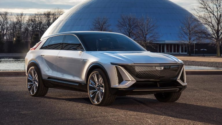 GM On Track to Electrify Auto-Making