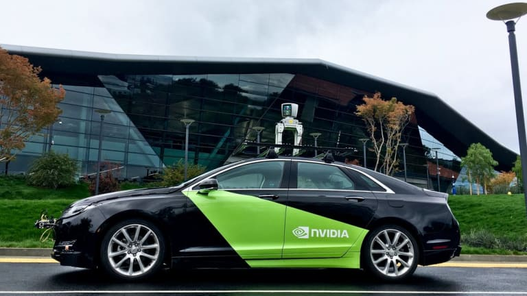 How Nvidia Is Leading the EV Revolution