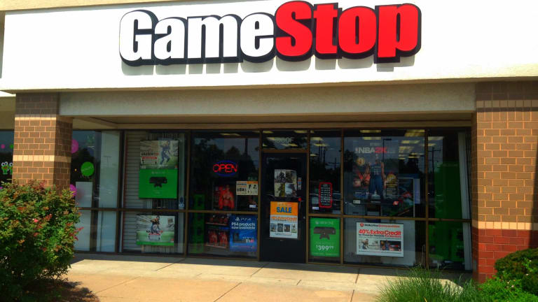 Gamestop—And the Game That Never Stops!
