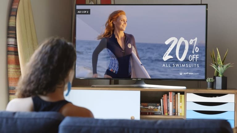 TV Ads Go Next Level With Surprise Merger